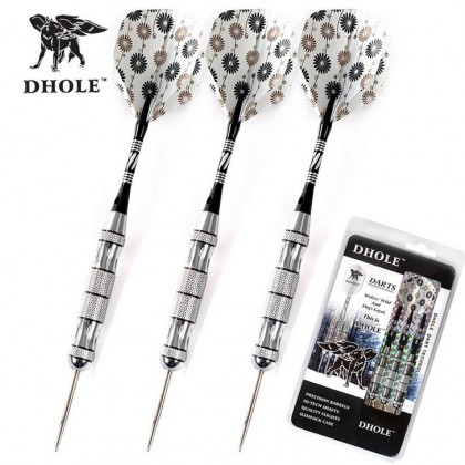 25g Steel Needle Tip Dart Darts With Nice Flight Flights