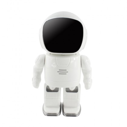 CMDR001 Robot Monitor HD Space Man Home WiFi IP Camera