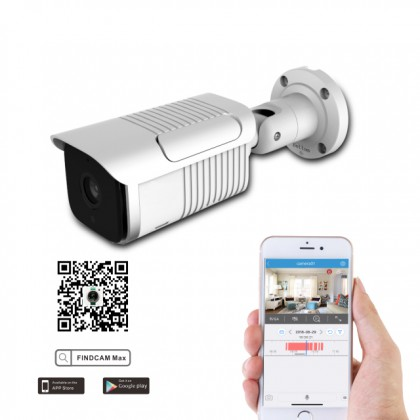 Wireless Security Cameras Home Security Smart Wifi Outdoor Bullet IP Camera IP66 Waterproof