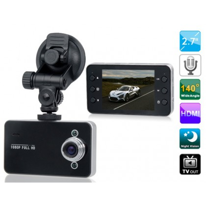 "2.7"" HD 1080P LCD DVR Video Camera Recorder Hidden Spy Mini HDMI Motion DV"