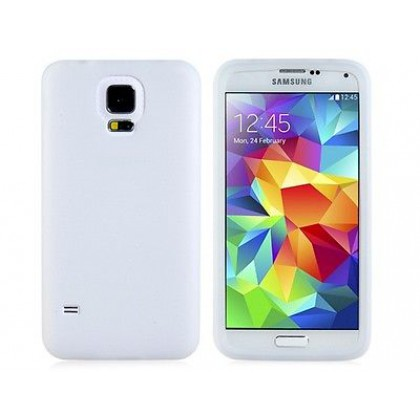 Free shipping Glossy and Silicone/Gel/Rubber Case For Samsung Galaxy S5 I9600