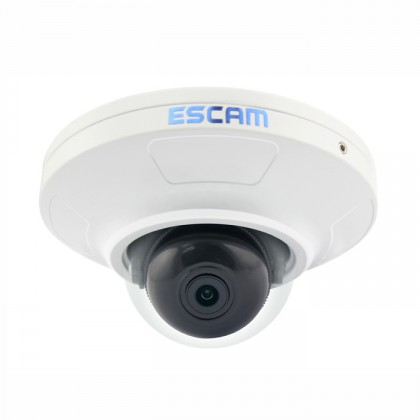 H.264 1080P IP Network Mini Dome Camera