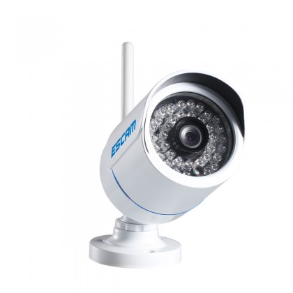 IR Range 15m ONVIF 720P WIFI Mini IR-Bullet Camera,P2P included