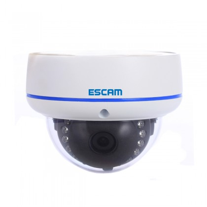 "1/4"" Progressive Scan CMOS ONVIF 720P Mini Network Camera,P2P included"