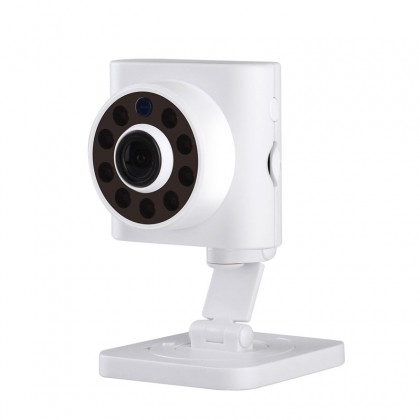 Mini 720P HD Wireless IP Camera CMOS Security Indoor Night Vision Surveillance
