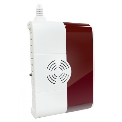 Intelligent Wireless Home Security Alarm System Gas Detector