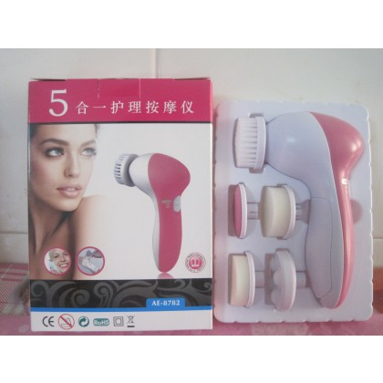 Unisex Cleaning Brush SPA Electric Facial Brush Facial Massager
