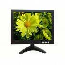 10 Inch TFT LCD Monitor with BNC/VGA/HDMI Port For CCTV Camera LCD Panel Monitoring