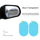 Car Sticker Anti-Fog Film Rainproof Rear View Mirror Protective Car Accessries