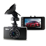 "Car Camera Recorder with Motion Detection, G-sensor & HDMI Video Output  2.7"" 1080P Vehicle Black Box DVR G3WH"