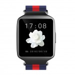 L1 Bluetooth Smart Wacth For Android IOS support SMS alerts, remote camera(Black)
