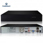 AHD DVR 4CH 1080P DVR H.264 Remote Control HD AHD DVR Recorder Security System