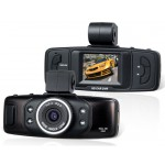 """GS5000 1.5"""" TFT Screen Drive Recorder with 1080P HD Infrared Night Vision, GPS Track, Tri-axis G-Sensor"""