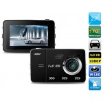"GF5000H 2.7"" LCD 170-degree 1080P Vehicle Black Box DVR Camera Video Recorder , Motion Detection, G-sensor"