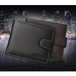 men wallets famous brand genuine leather coin wallet solid short card holder designer purses coin pouch cartera