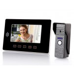 "SY808ME11 7"" TFT Touch Screen Color Display Video Door Phone Doorbell Intercom System"